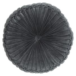 Kussen Kanan Velvet Grey 60cm