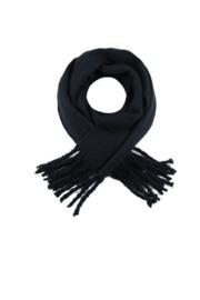 Super dikke comfy sjaal-Zwart