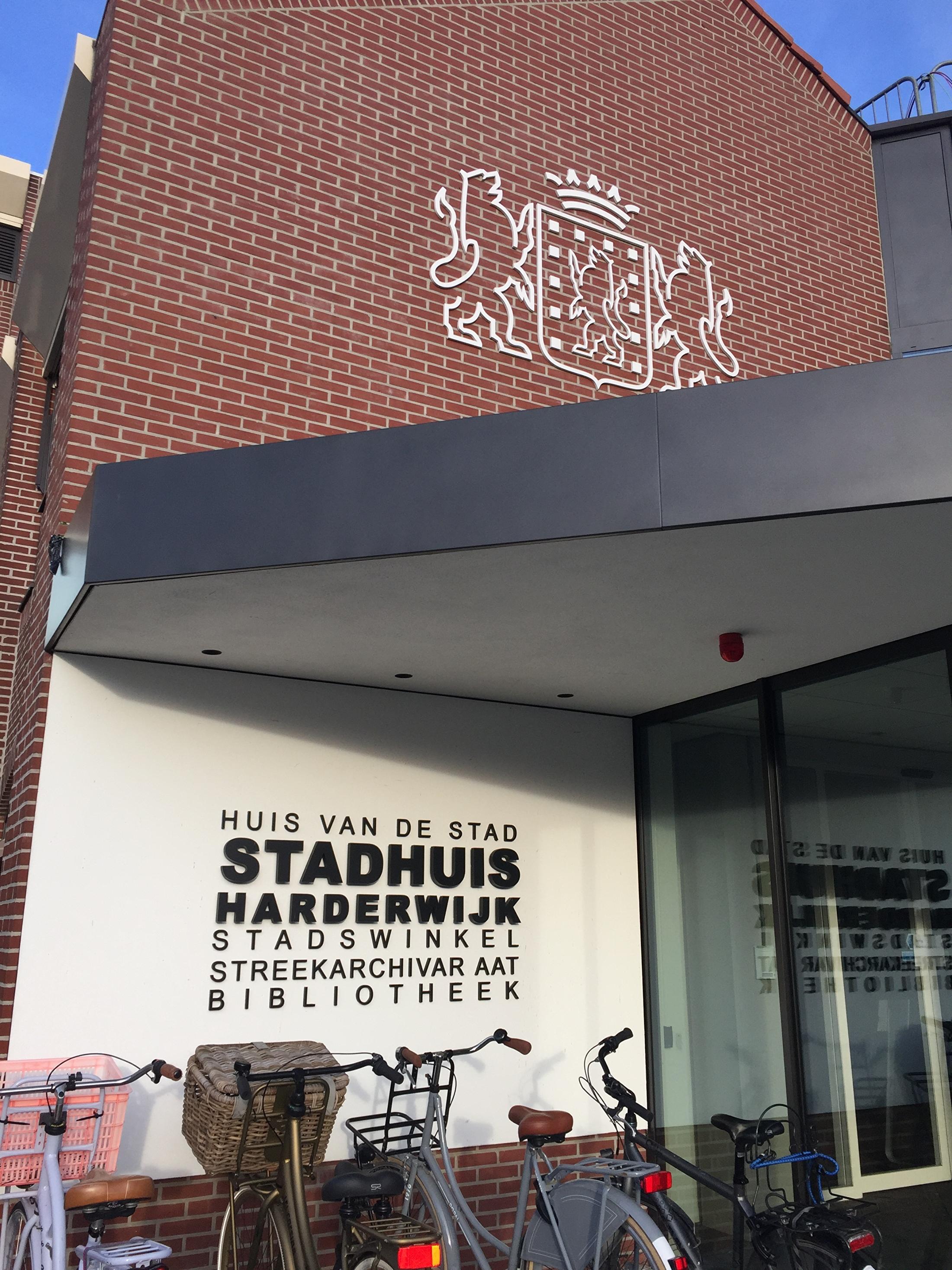 """"""" Huis van de Stad"""" Harderwijk"""