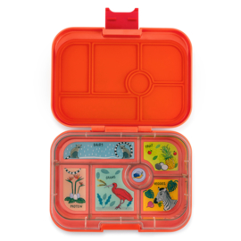 Yumbox Original - Safari Orange