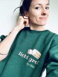 Sweater unisex LICHT GROF