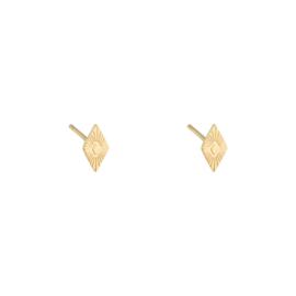 Oorbellen Small Copper Gold