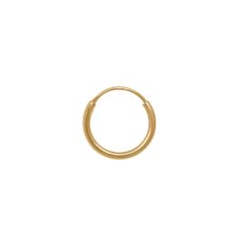 Oorbel Basic Creool Gold