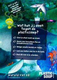 Plastic Soup Lespakket + extra poster 5 tips!