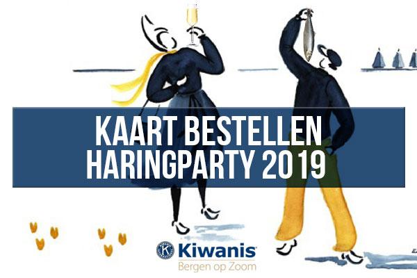 Kaart Haringparty 2019