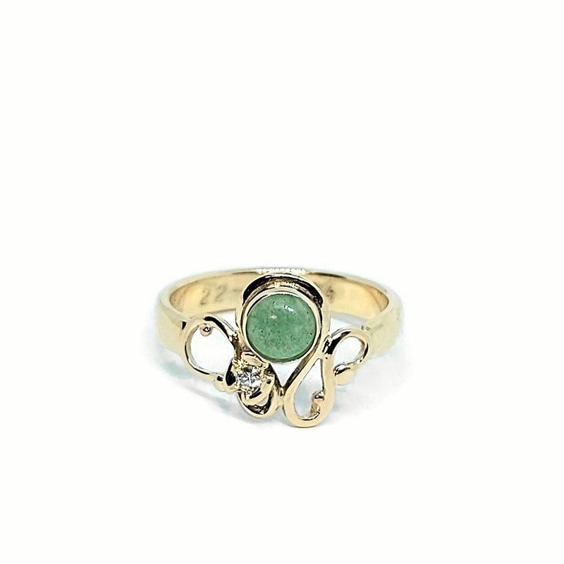 Ring van oude trouwring