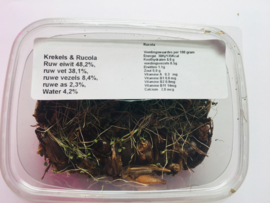 Rucola krekel-mix