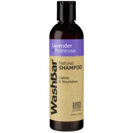 WashBar Lavendel en Teunisbloem Shampoo