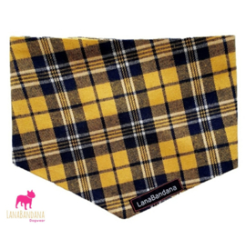 Yellow Flanel