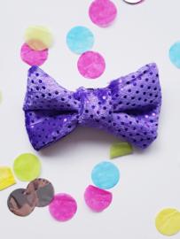 Bowtie | Carnaval Purple