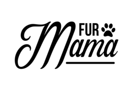 T-shirt Dames - Fur Mama