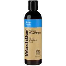 WashBar Neem Fresh shampoo