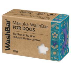 WashBar Manuka zeep voor honden