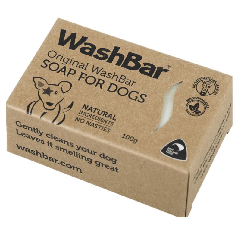 Originele WashBar zeep voor honden