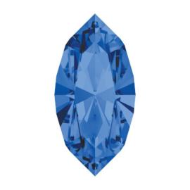4228 Fancy Stone 15 x 7 mm sapphire F (206) p/6