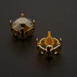 kastje voor SS 29 met 4 gaatjes kruislings GPL 6 x 6 mm p/25