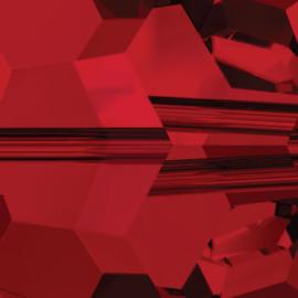 4722 puntsteen driehoek 8 mm siam G (208) p/10