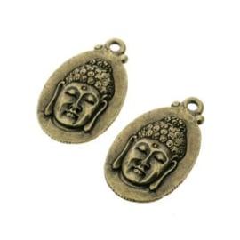 decoratief ornament buddha gezicht antiekstyle MAG p/3