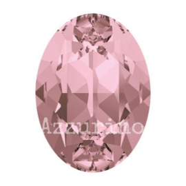 4120 Fancy Stone 18 x 13 mm crystal antique pink (001 ANTP) p/2
