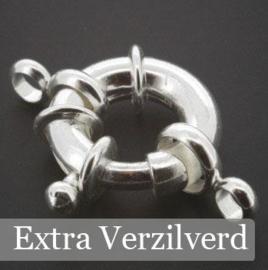 luxe veersluiting 17mm spl cc 80 mlls p/10