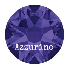 2028 plaksteen 4 mm / SS 16 purple velvet F (277)  p/50