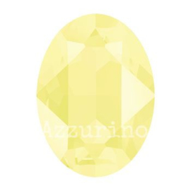 4120 Fancy Stone 14 x 10 mm crystal powder yellow (001 PYEL) p/6