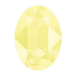 4120 Fancy Stone 14 x 10 mm crystal powder yellow (001 PYEL) p/6