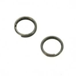 splitring / d-ring 8 mm nmas p/200