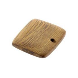 kraal hout 20x20x4 mm robles wood  p/10