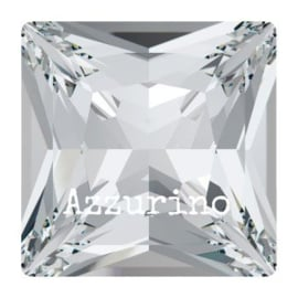 4447 Fancy Stone 8 x 8 mm Crystal F (001) p/6