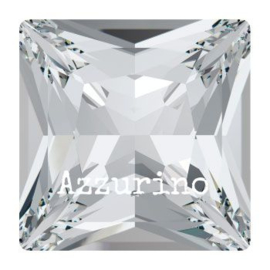4447 Fancy Stone 10 x 10 mm Crystal F (001) p/6
