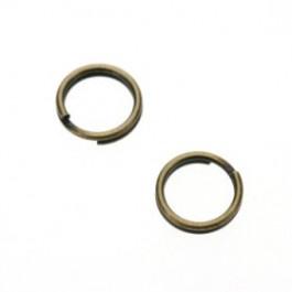 splitring / d-ring 8 mm mag p/200
