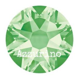 2028 plaksteen 7,2 mm / SS 34 chrysolite F (238) p/12