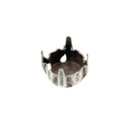 kapje voor 10mm steen 4 gaats NMAS 10 x 10 mm p/10
