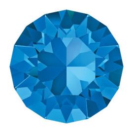 1028 Xilion Chaton puntsteen 4,00 mm / PP 32 sapphire F (206) p/50