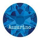 2028 plaksteen 7,2 mm / SS 34 capri blue F (243) p/12