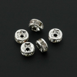 strass rondell 5 mm spl crystal p/25