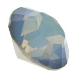 1028 Xilion Chaton puntsteen 4,00 mm / PP 32  white opal star shine (234 STSH p/50
