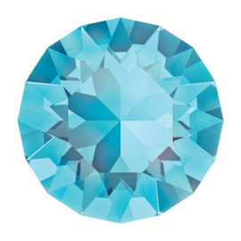 1028 Xilion Chaton puntsteen 3,00 mm / PP 24 aquamarine F (202) p/50