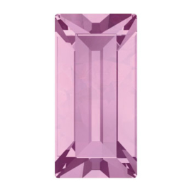 4501 Baquette 5 x 2.5 mm Light Amethyst F (212) p/10