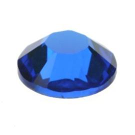 2028 plaksteen 4,8 mm / SS 20 capri blue F (243)  p/1440