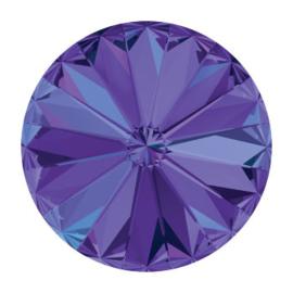 1122 rivoli 10mm puntsteen SS47 crystal heliotrope F (001 HEL)