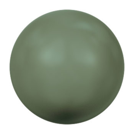 5810 12 mm Crystal dark green pearl (001 814) p/10