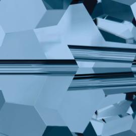 4722 puntsteen driehoek 8 mm montana G (207) p/10