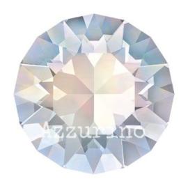 1028 Xilion Chaton puntsteen 2,40 mm / PP 18 white opal F (234) p/50