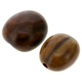 kraal noot 22 x 22 mm rubber nut  p/25