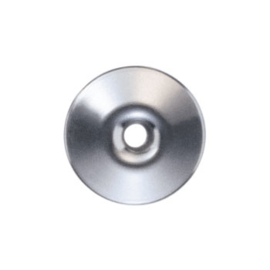 53009 088 BACKPART STAINLESS STEEL 6 MM p/1000