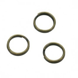 splitring / d-ring 5mm mag p/500