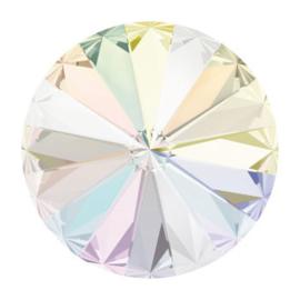 1122 rivoli 10mm puntsteen SS47 crystal ab F (001 AB) p/6