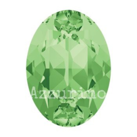 4120 Fancy Stone 8 x 6 mm peridot F (214) p/12